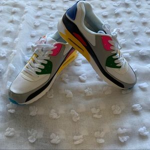 New Colorful Sneakers Men Size 10.5